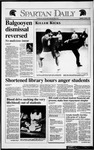 Spartan Daily, October 3, 1991