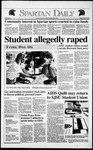 Spartan Daily, October 4, 1991