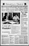 Spartan Daily, October 7, 1991