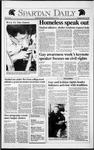 Spartan Daily, October 10, 1991
