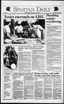 Spartan Daily, October 17, 1991