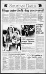 Spartan Daily, October 18, 1991