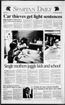 Spartan Daily, October 30, 1991