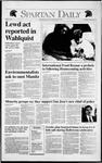 Spartan Daily, October 31, 1991 by San Jose State University, School of Journalism and Mass Communications