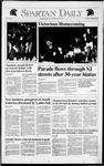 Spartan Daily, November 4, 1991 by San Jose State University, School of Journalism and Mass Communications
