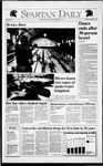 Spartan Daily, November 5, 1991 by San Jose State University, School of Journalism and Mass Communications