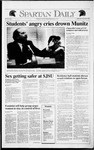 Spartan Daily, November 6, 1991 by San Jose State University, School of Journalism and Mass Communications