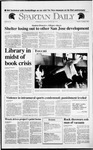 Spartan Daily, November 7, 1991 by San Jose State University, School of Journalism and Mass Communications