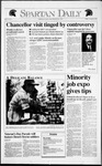 Spartan Daily, November 8, 1991 by San Jose State University, School of Journalism and Mass Communications
