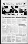 Spartan Daily, November 11, 1991