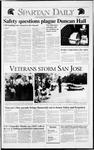 Spartan Daily, November 12, 1991