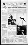Spartan Daily, November 13, 1991