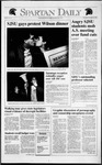 Spartan Daily, November 14, 1991 by San Jose State University, School of Journalism and Mass Communications