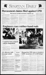 Spartan Daily, November 15, 1991