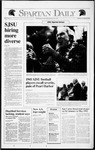 Spartan Daily, November 18, 1991 by San Jose State University, School of Journalism and Mass Communications