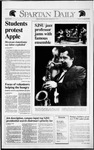 Spartan Daily, November 19, 1991 by San Jose State University, School of Journalism and Mass Communications