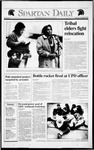 Spartan Daily, November 20, 1991 by San Jose State University, School of Journalism and Mass Communications