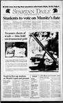 Spartan Daily, November 25, 1991 by San Jose State University, School of Journalism and Mass Communications