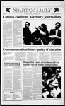 Spartan Daily, November 27, 1991 by San Jose State University, School of Journalism and Mass Communications