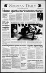 Spartan Daily, December 3, 1991 by San Jose State University, School of Journalism and Mass Communications