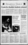 Spartan Daily, December 4, 1991 by San Jose State University, School of Journalism and Mass Communications