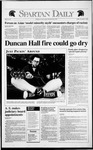 Spartan Daily, December 6, 1991 by San Jose State University, School of Journalism and Mass Communications