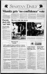 Spartan Daily, December 9, 1991 by San Jose State University, School of Journalism and Mass Communications
