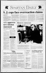 Spartan Daily, December 10, 1991 by San Jose State University, School of Journalism and Mass Communications
