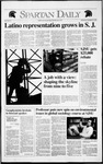 Spartan Daily, December 11, 1991 by San Jose State University, School of Journalism and Mass Communications