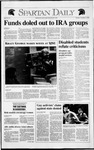 Spartan Daily, December 12, 1991 by San Jose State University, School of Journalism and Mass Communications