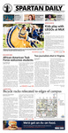 Spartan Daily, August 27, 2015