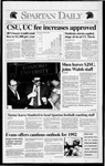 Spartan Daily, January 23, 1992 by San Jose State University, School of Journalism and Mass Communications