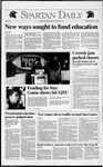 Spartan Daily, January 27, 1992 by San Jose State University, School of Journalism and Mass Communications