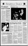 Spartan Daily, January 29, 1992 by San Jose State University, School of Journalism and Mass Communications