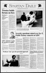 Spartan Daily, February 3, 1992 by San Jose State University, School of Journalism and Mass Communications