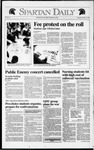 Spartan Daily, February 6, 1992 by San Jose State University, School of Journalism and Mass Communications