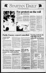 Spartan Daily, February 6, 1992