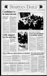 Spartan Daily, February 10, 1992 by San Jose State University, School of Journalism and Mass Communications