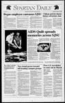 Spartan Daily, February 13, 1992