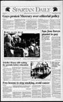Spartan Daily, February 14, 1992