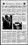 Spartan Daily, February 17, 1992