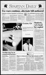 Spartan Daily, February 21, 1992
