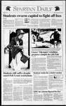 Spartan Daily, February 25, 1992