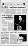 Spartan Daily, February 26, 1992