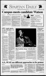 Spartan Daily, March 2, 1992