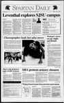 Spartan Daily, March 3, 1992