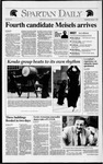 Spartan Daily, March 4, 1992 by San Jose State University, School of Journalism and Mass Communications