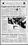 Spartan Daily, March 5, 1992 by San Jose State University, School of Journalism and Mass Communications