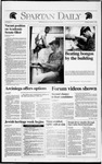 Spartan Daily, March 9, 1992 by San Jose State University, School of Journalism and Mass Communications