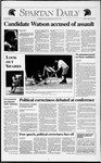 Spartan Daily, March 10, 1992 by San Jose State University, School of Journalism and Mass Communications
